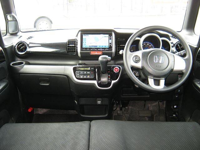 Used 2014 CVT Honda N BOX DBA-JF1 Image[1]