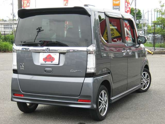Used 2014 CVT Honda N BOX DBA-JF1 Image[2]