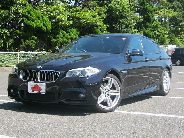 Used 2012 AT BMW 5 Series DBA-XG20