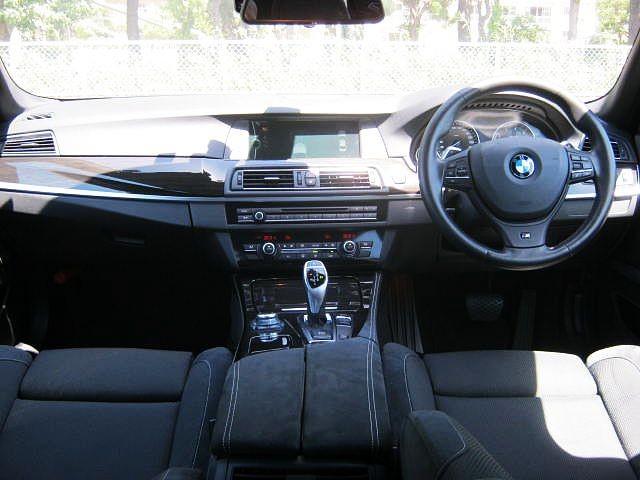 Used 2012 AT BMW 5 Series DBA-XG20 Image[1]
