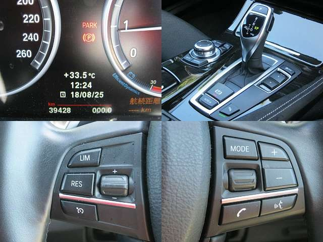 Used 2012 AT BMW 5 Series DBA-XG20 Image[4]