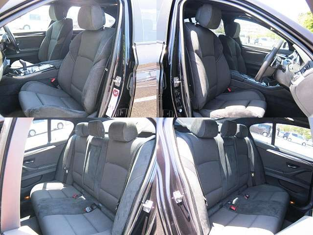 Used 2012 AT BMW 5 Series DBA-XG20 Image[7]