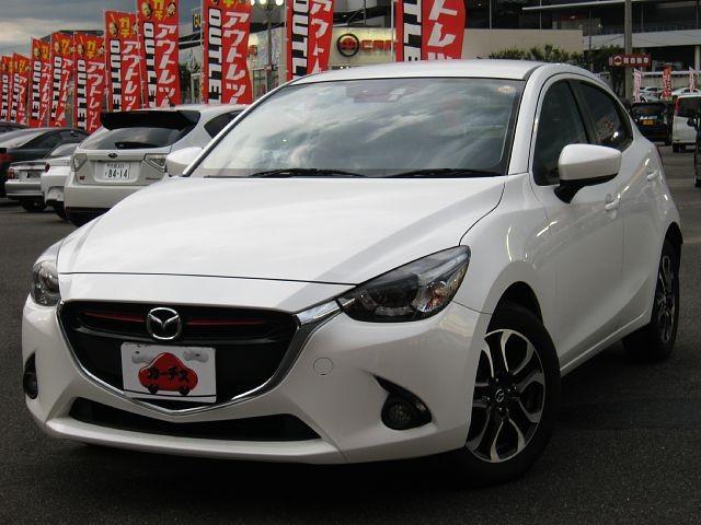 Used 2015 AT Mazda Demio LDA-DJ5FS