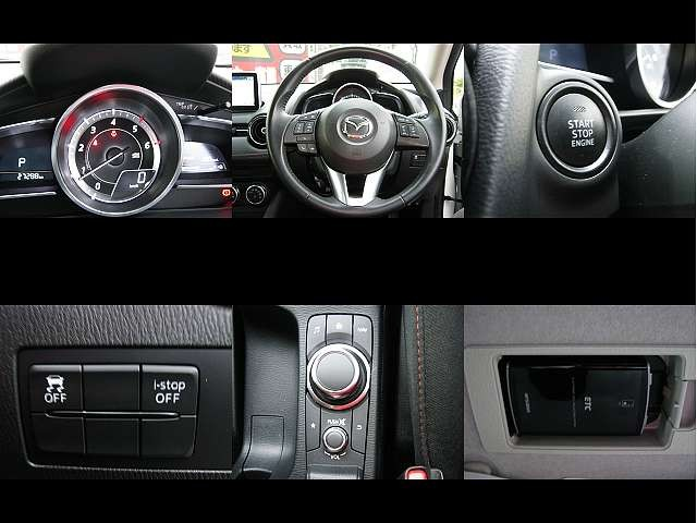 Used 2015 AT Mazda Demio LDA-DJ5FS Image[5]