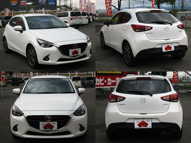 Used 2015 AT Mazda Demio LDA-DJ5FS Image[8]