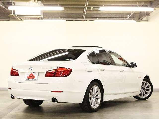 Used 2012 AT BMW 5 Series DAA-FZ35 Image[2]