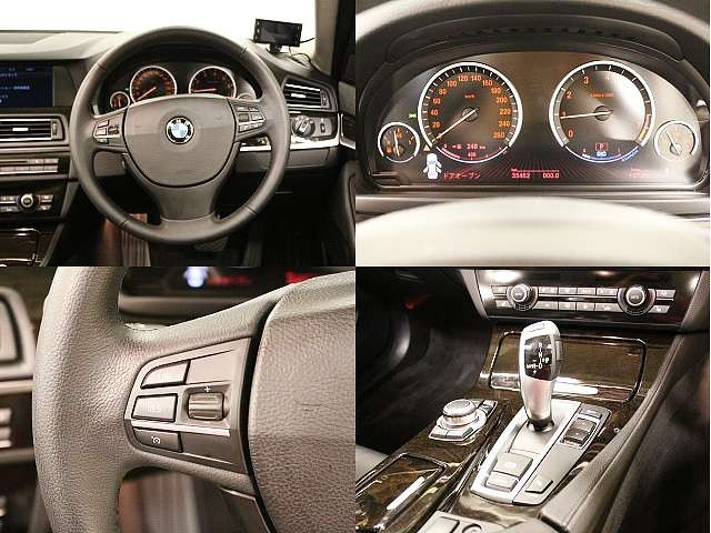 Used 2012 AT BMW 5 Series DAA-FZ35 Image[4]