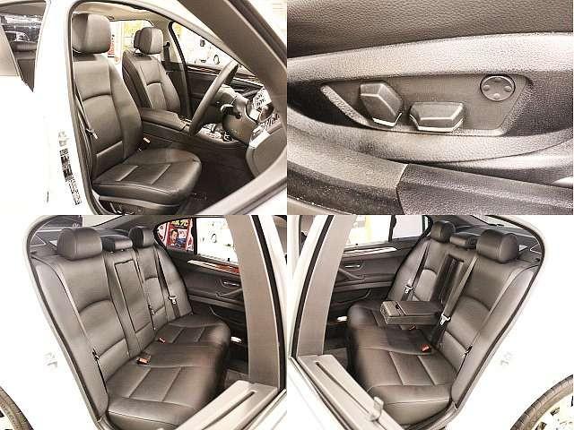 Used 2012 AT BMW 5 Series DAA-FZ35 Image[7]