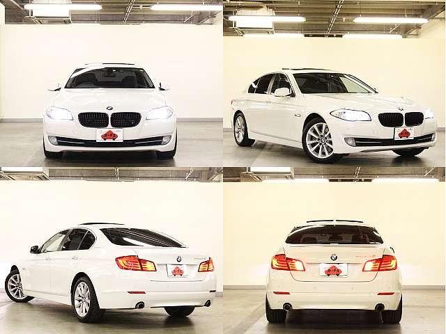 Used 2012 AT BMW 5 Series DAA-FZ35 Image[9]