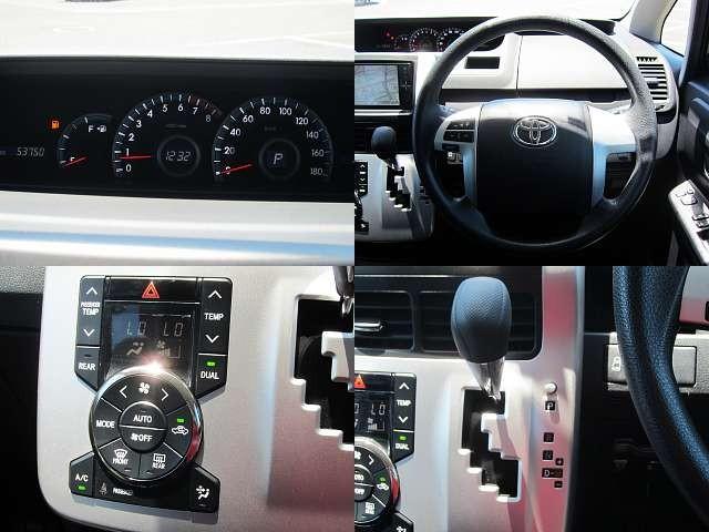 Used 2010 CVT Toyota Noah DBA-ZRR70G Image[4]