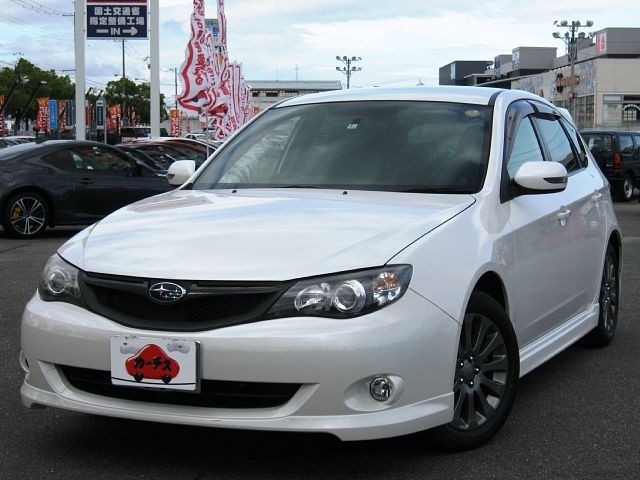 Used 2012 AT Subaru Impreza DBA-GH2