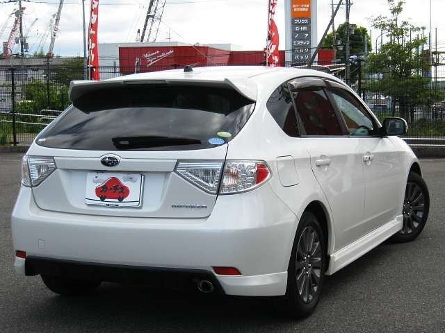 Used 2012 AT Subaru Impreza DBA-GH2 Image[2]