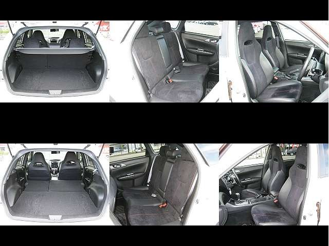 Used 2012 AT Subaru Impreza DBA-GH2 Image[6]