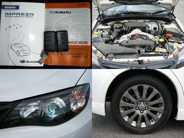 Used 2012 AT Subaru Impreza DBA-GH2 Image[7]