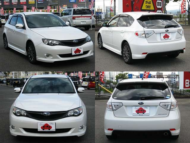 Used 2012 AT Subaru Impreza DBA-GH2 Image[8]