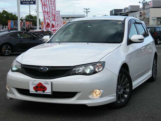 Used 2012 AT Subaru Impreza DBA-GH2 Image[9]