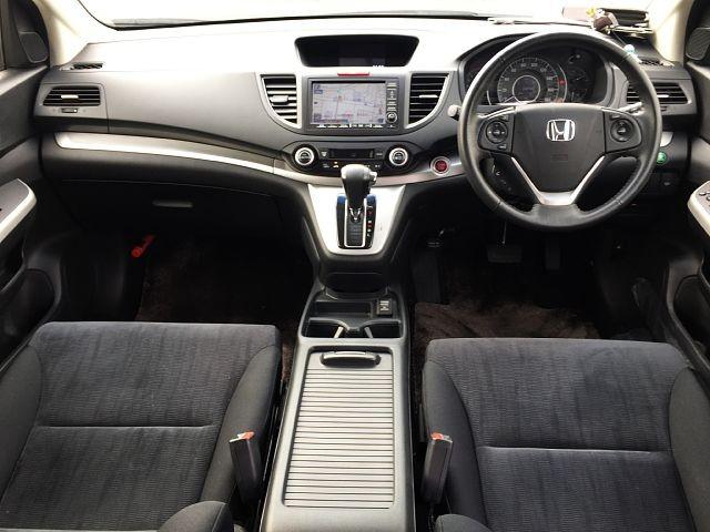 Used 2012 AT Honda CR-V DBA-RM1 Image[1]