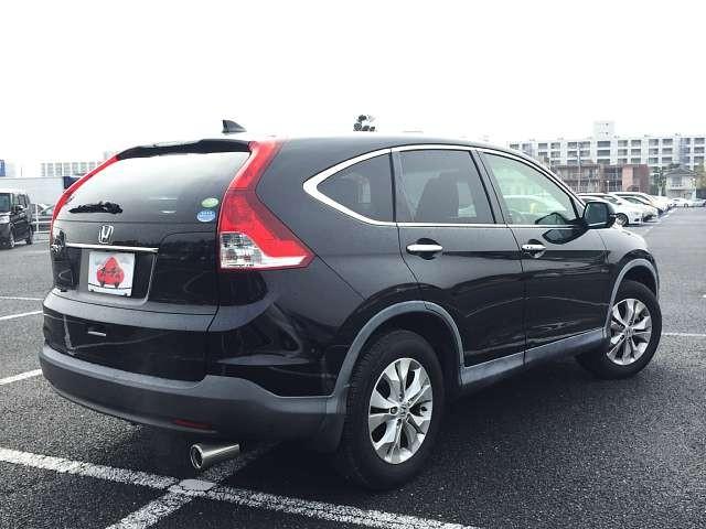Used 2012 AT Honda CR-V DBA-RM1 Image[2]