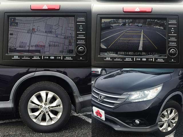 Used 2012 AT Honda CR-V DBA-RM1 Image[4]
