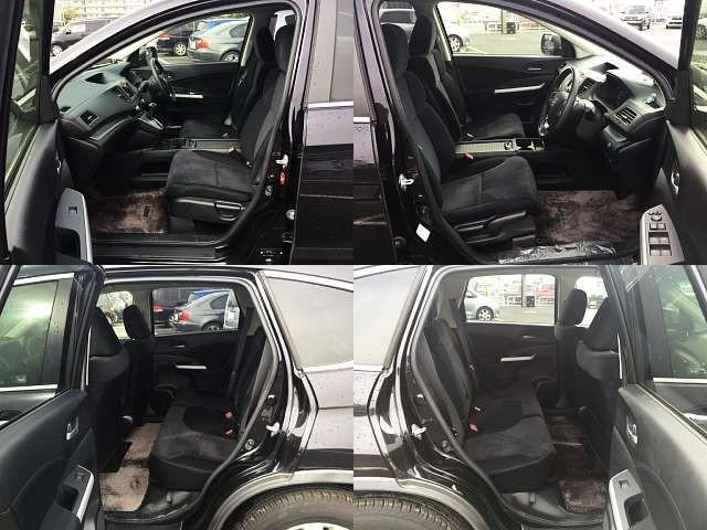 Used 2012 AT Honda CR-V DBA-RM1 Image[7]