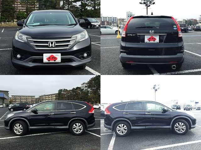 Used 2012 AT Honda CR-V DBA-RM1 Image[8]