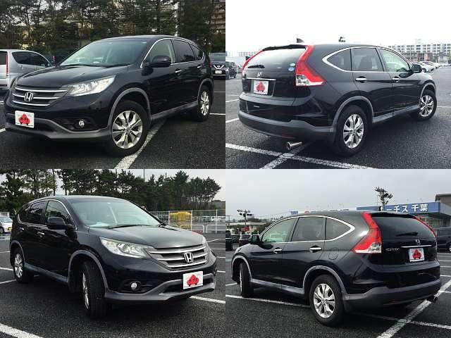 Used 2012 AT Honda CR-V DBA-RM1 Image[9]