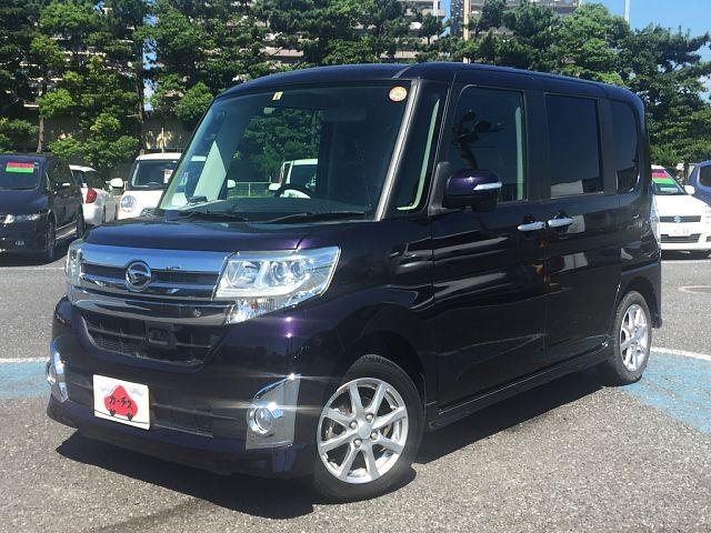 Used 2014 AT Daihatsu Tanto DBA-LA600S