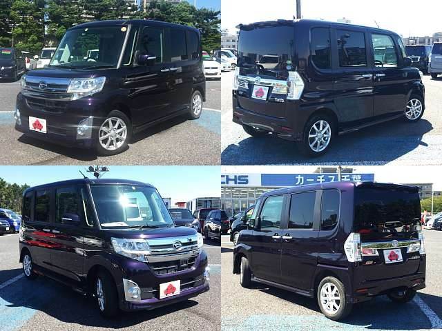 Used 2014 AT Daihatsu Tanto DBA-LA600S Image[9]