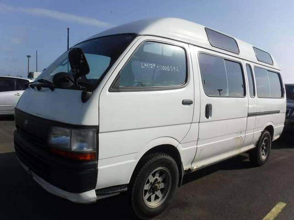 Used 1997 AT Toyota Hiace Van LH129V Image[1]