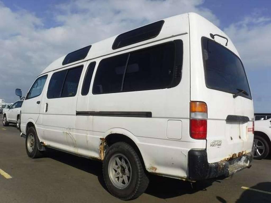 Used 1997 AT Toyota Hiace Van LH129V Image[2]