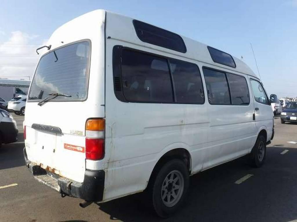 Used 1997 AT Toyota Hiace Van LH129V Image[3]