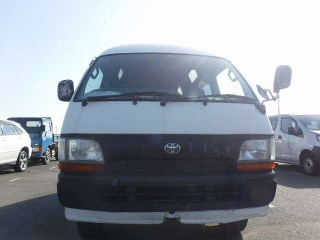 Used 1997 AT Toyota Hiace Van LH129V Image[4]