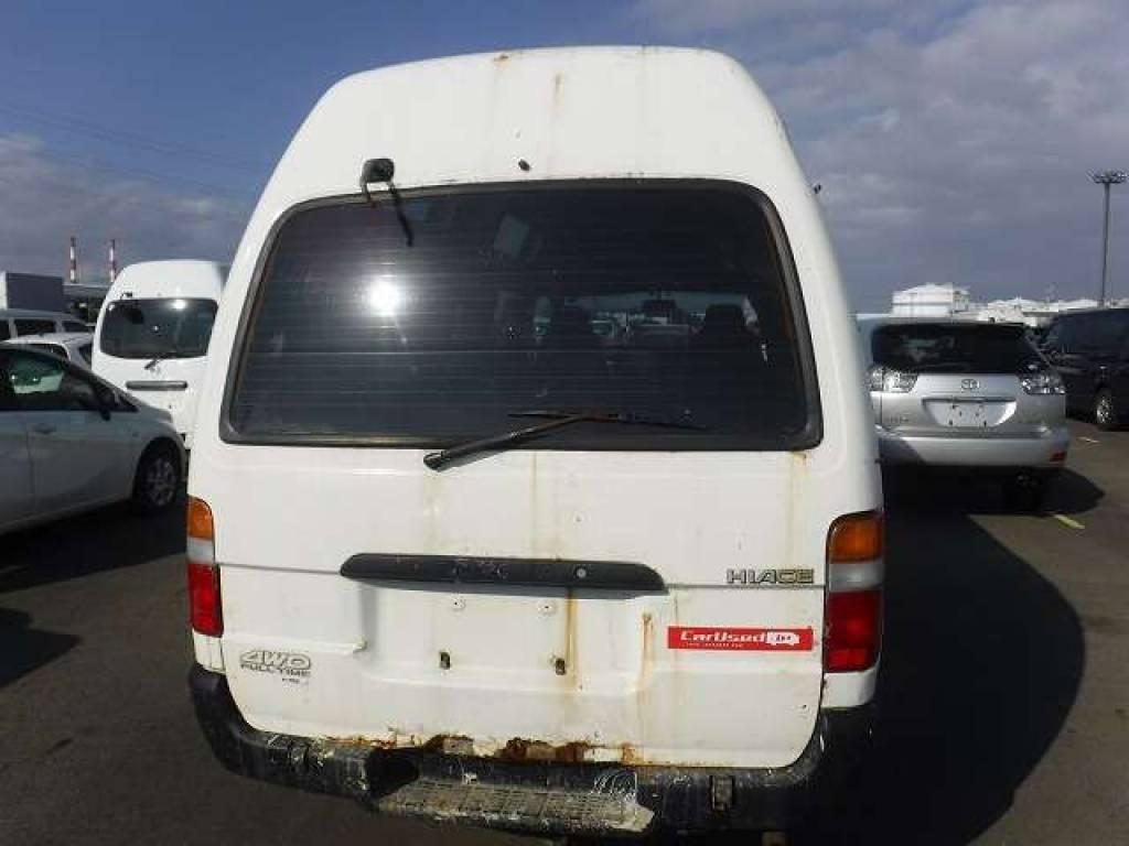 Used 1997 AT Toyota Hiace Van LH129V Image[5]