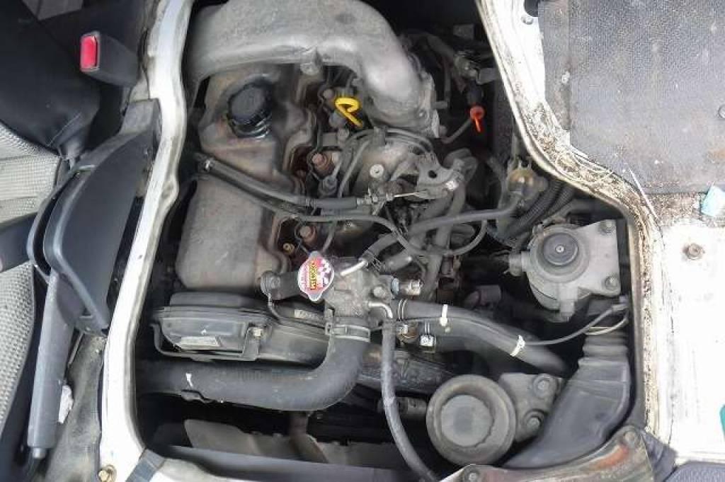 Used 1997 AT Toyota Hiace Van LH129V Image[8]