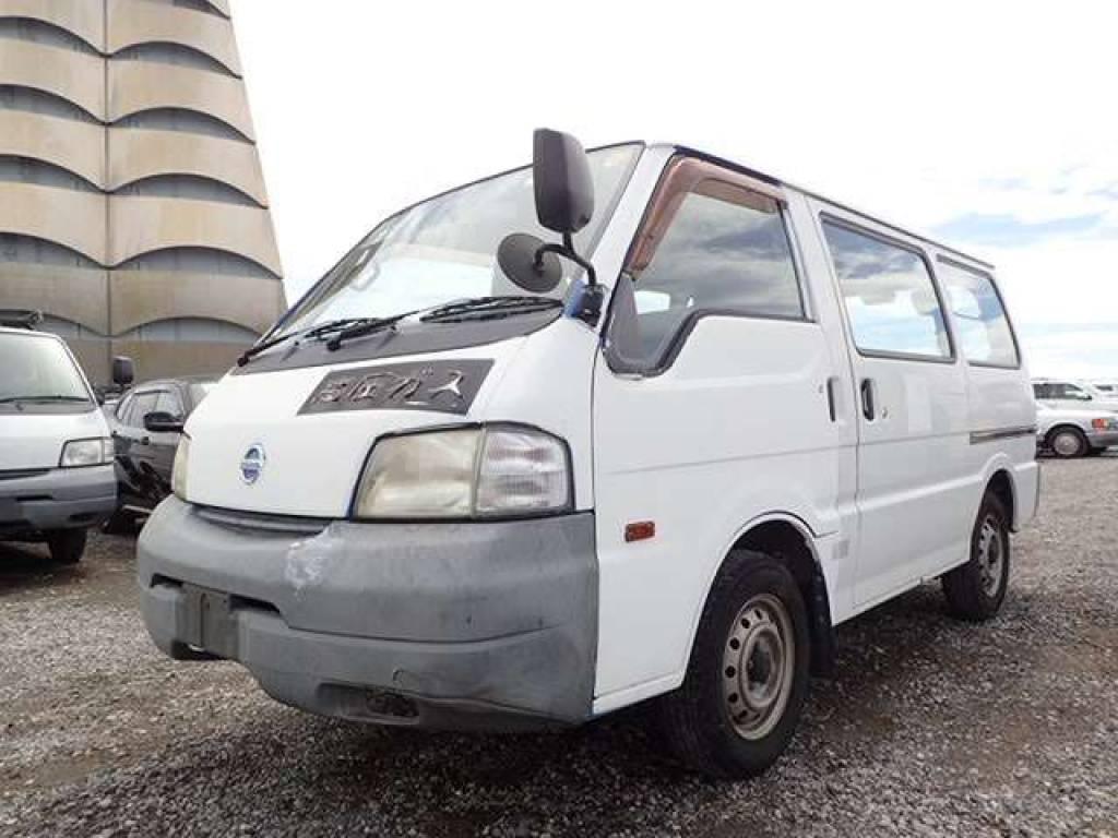 Used 2007 MT Nissan Vanette Van SK82VN Image[1]