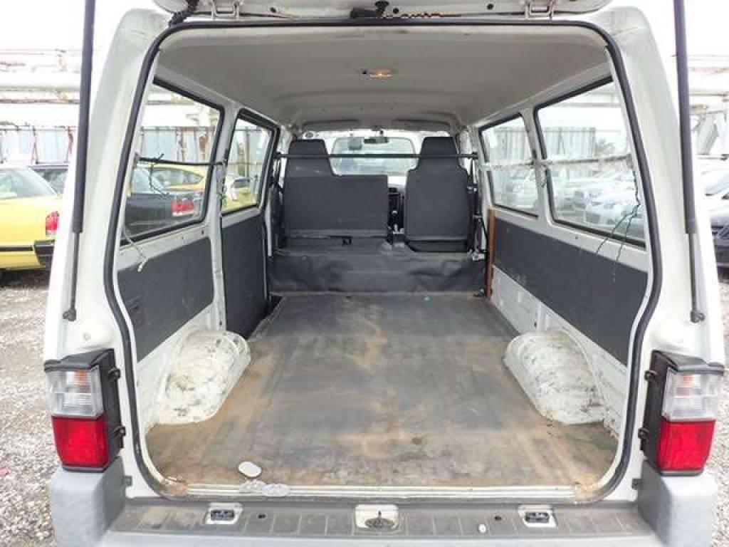Used 2007 MT Nissan Vanette Van SK82VN Image[10]