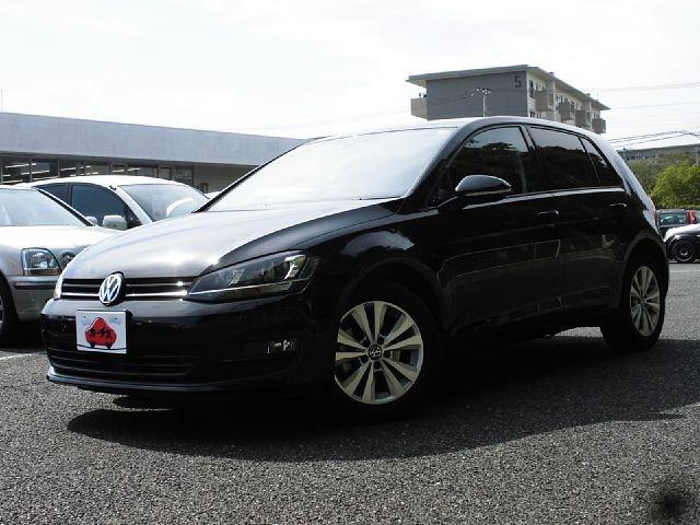 Used 2013 AT Volkswagen Golf DBA-AUCJZ