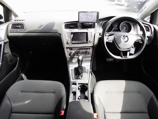 Used 2013 AT Volkswagen Golf DBA-AUCJZ Image[1]