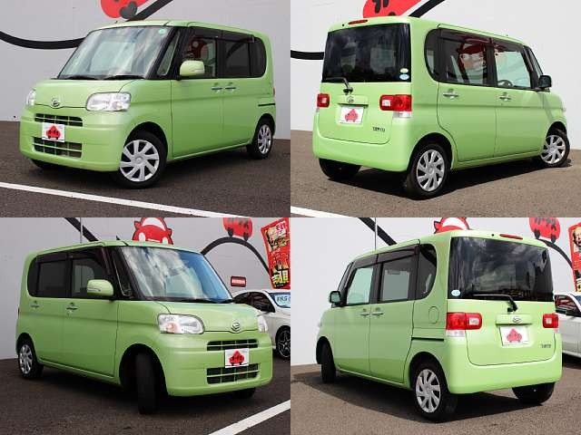 Used 2011 AT Daihatsu Tanto DBA-L375S Image[8]
