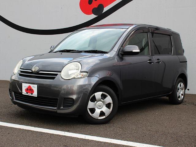 Used 2010 CVT Toyota Sienta DBA-NCP81G