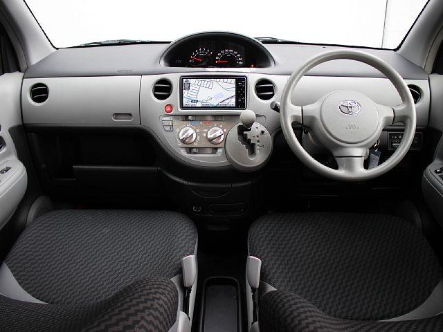 Used 2010 CVT Toyota Sienta DBA-NCP81G Image[1]