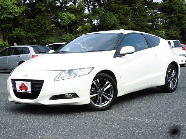 Used 2011 CVT Honda CR-Z DAA-ZF1