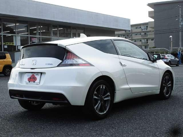 Used 2011 CVT Honda CR-Z DAA-ZF1 Image[2]