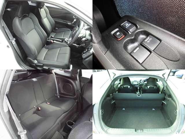 Used 2011 CVT Honda CR-Z DAA-ZF1 Image[6]