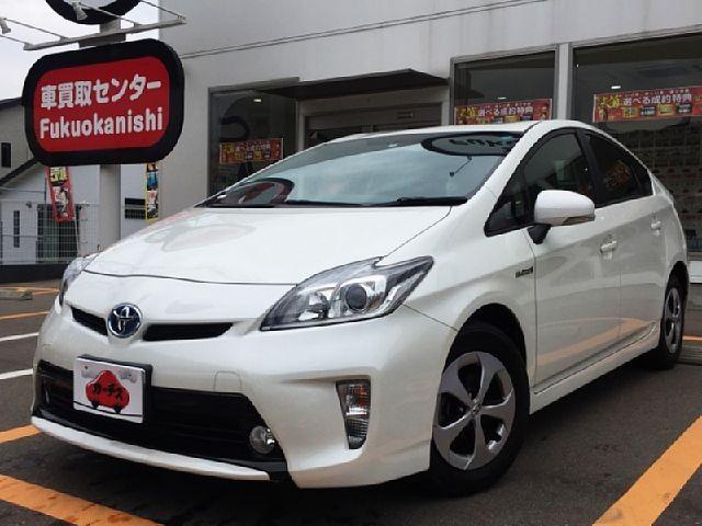 Used 2013 CVT Toyota Prius DAA-ZVW30