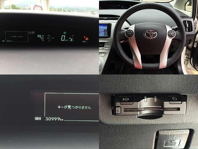 Used 2013 CVT Toyota Prius DAA-ZVW30 Image[5]
