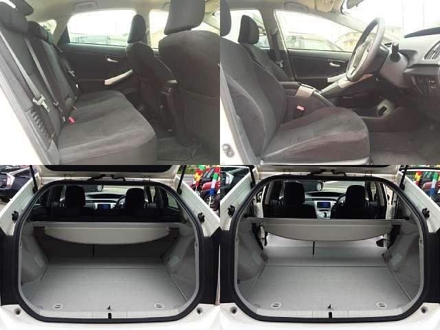 Used 2013 CVT Toyota Prius DAA-ZVW30 Image[6]