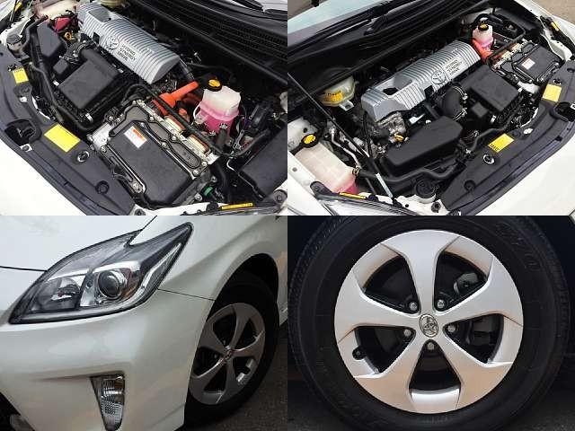 Used 2013 CVT Toyota Prius DAA-ZVW30 Image[7]