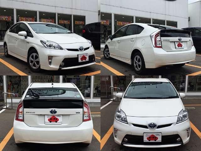 Used 2013 CVT Toyota Prius DAA-ZVW30 Image[8]