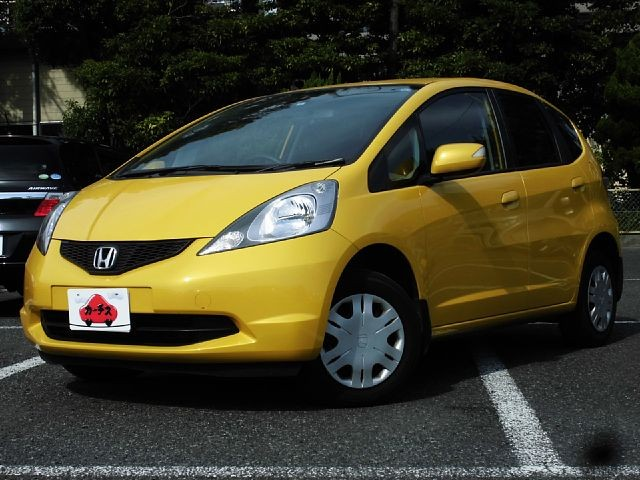 Used 2010 MT Honda Fit DBA-GE6